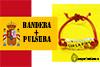 Bandera de Bandera Espa�a + Pulsera Con la Roja