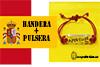Bandera de Bandera Espa�a + Pulsera A por ellos