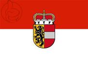 Bandera de Salzburgo