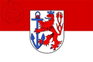Bandera de Dusseldorf
