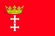 Bandera de Gdansk