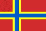 Bandera de Orkney