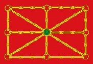 Bandera de Estandarte de Navarra