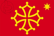 Bandera de Occitania Nacionalismo