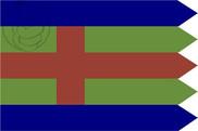 Bandera de Jutlandia
