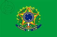 Bandera de Presidencial de Brasil