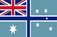 Flag of Australian Civil Aviation Ensign