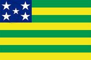 Bandera de Goiás