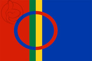 Flag of Lapland
