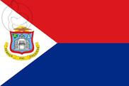 Drapeau de la Sint Maarten