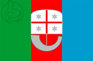 Flag of Liguria