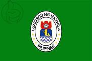 Bandiera di Manila