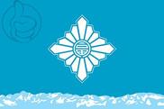 Bandeira do Toyama