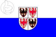 Drapeau de la Trentin-Haut-Adige
