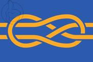 Bandera de Federación Internacional de Asociaciones Vexilológicas