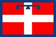 Bandera de Piamonte