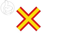 Flag of Spanish Society of Vexillology