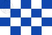 Flag of Ferrol maritime