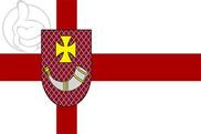 Bandera de Ventspils