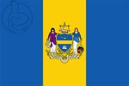 Bandera de Filadelfia