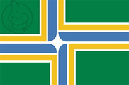 Bandera de Portland