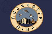 Bandera de Rochester (Minnesota)