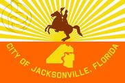 Drapeau de la Jacksonville