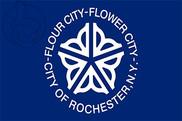 Bandera de Rochester (New York)