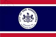 Bandera de Erie