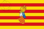 Flag of Preautonomía Valenciana (II)