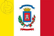 Bandera de Heredia