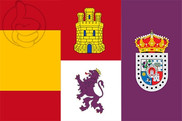 Flag of Spain, Castilla y León, Soria