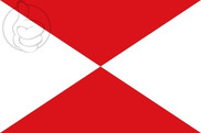 Bandeira do Vigo marítima