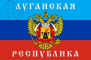 Flag of Lugansk