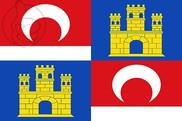 Bandeira do Cornago
