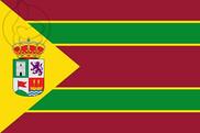 Bandera de Castrofuerte