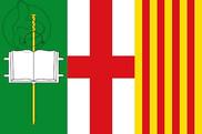 Bandiera di Les Franqueses del Vallès