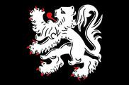 Bandera de Binche Personalizada