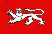 Bandera de Bréhand