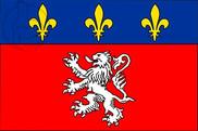 Bandera de Lyon