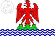 Bandera de Niza