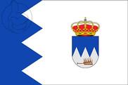Bandera de Vega de Gordón