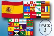 Pack de Pack España + Com.Autónoma + Localidad