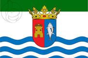 Bandera de Conil de la Frontera