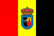 Bandeira do Peñarroya-Pueblonuevo