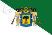 Bandera de Valsequillo de Gran Canaria