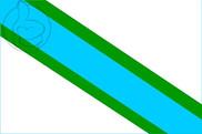 Bandera de Abarán