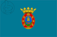 Bandera de Mula