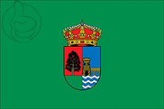 Flag of Villa del Prado
