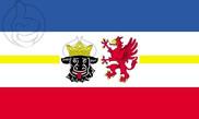 Bandera de Mecklenburg-Vorpommern